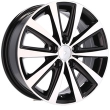 FELGI 15'' 5X100 VW POLO 2 3 4 5 6 FOX SKODA FABIA