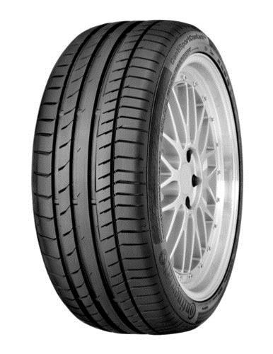 Opony Continental ContiSportContact 5 255/60 R18 112V