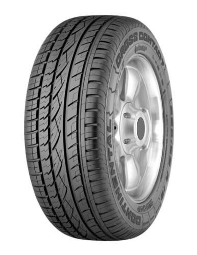 Opony Continental CrossContact UHP 255/50 R19 107Y