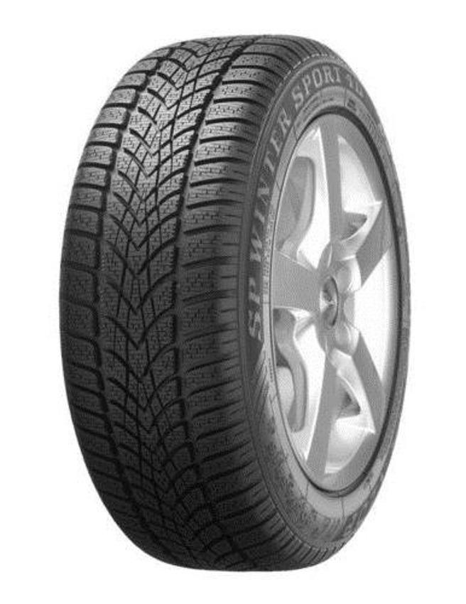 Opony Dunlop SP Winter Sport 4D 195/55 R16 87T