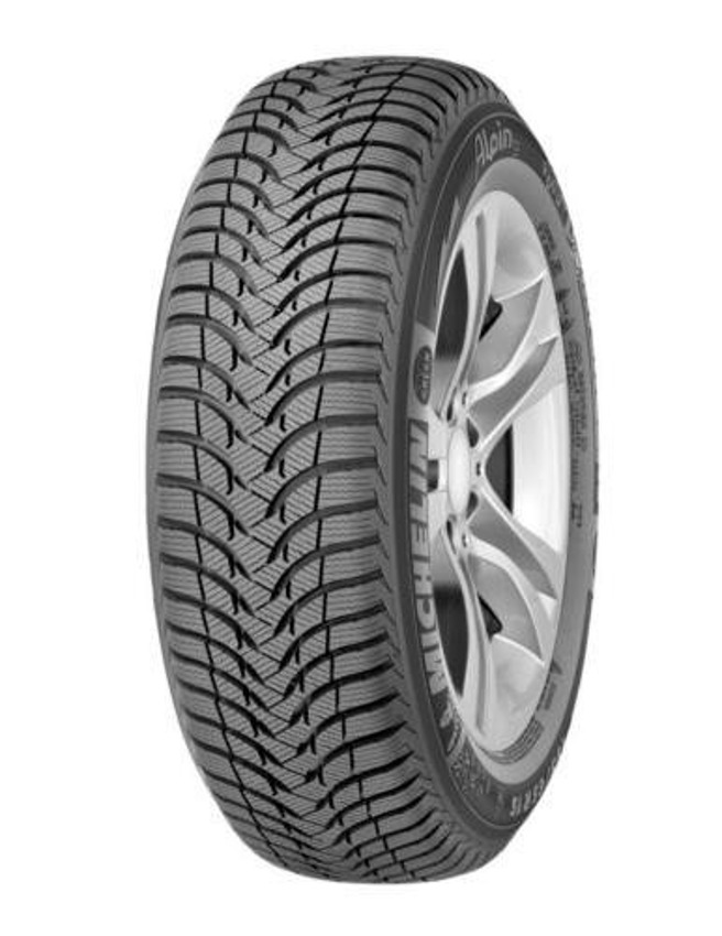 Opony Michelin Alpin A4 215/45 R17 91V