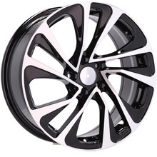 4 ALLOYS 17'' 4X108 CITROEN C3 C4, C5 DS3 DS4 DS5