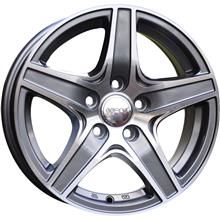 ALLOYS 14 5X100 VW GOLF POLO SKODA FABIA SEAT IBIZA