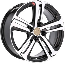 ALLOYS 17'' 4X108 CITROEN C4 C5 DS3 DS4 DS5 PEUGEOT