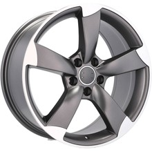 AMALFI style ALLOYS 17'' 5X100 for AUDI A1 A3 A3 VW