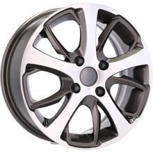 NEW ALLOYS 17'' 4X108 CITROEN C3 C4 C5 DS3 DS4 DS5