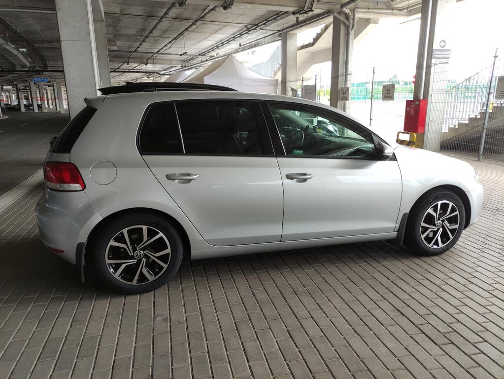 VW GOLF V VI VII PASSAT CC B7 B8 ALLOYS 17'' 5x112