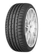 Opony Continental ContiSportContact 3 245/45 R17 95W