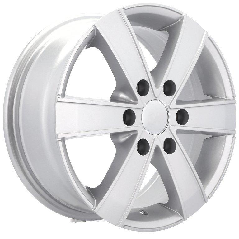 FELGI 16'' 6X130 MERCEDES SPRINTER VW CRAFTER - FV