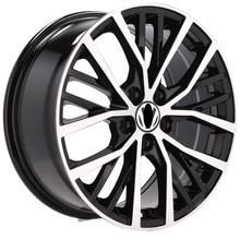 AMALFI style DISKY 17'' 5X100 AUDI A1 A3 A3 VW