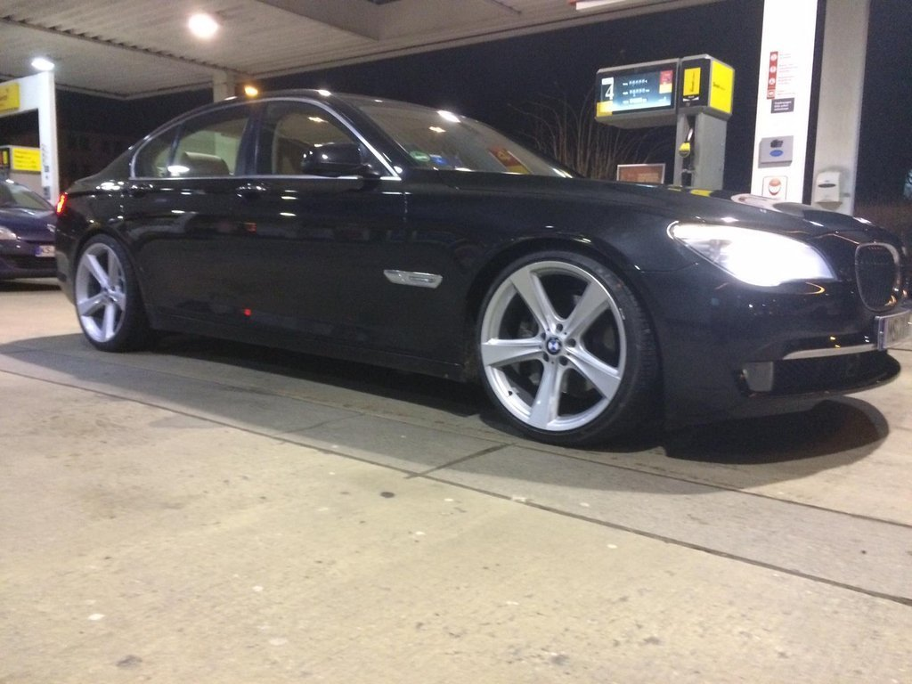 DISKY 20' 5X120 BMW 5 E60 6 E64 7 E38 E65